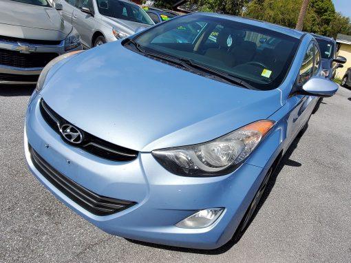 #45 2013 Hyundai Elantra GLS