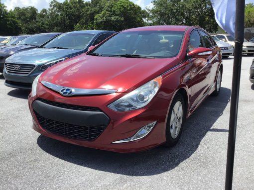 #41 2011 Hyundai Sonata Hybrid