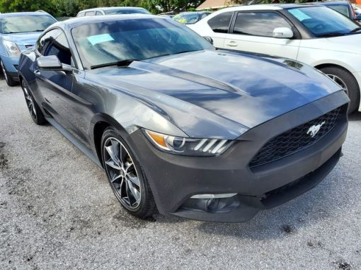 #29 2015 Ford Mustang EcoBoost