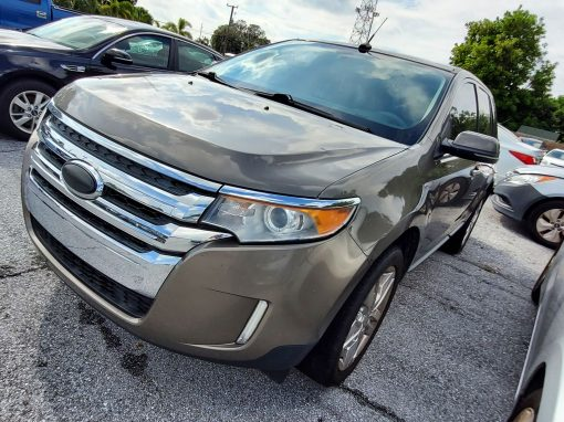 #40 2013 Ford Edge Limited