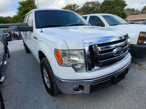 #36 2014 Ford F-150 FX4