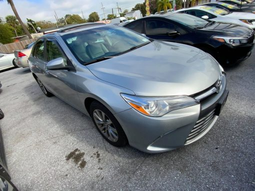 #28 2017 Toyota Camry LE