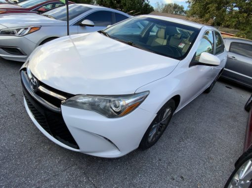 #22 2016 Toyota Camry LE