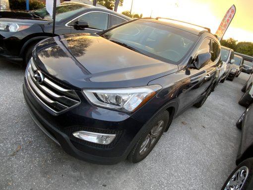 #51 2016 Hyundai Santa Fe Sport 2.4L