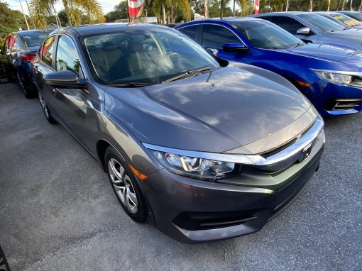 #23 2018 Honda Civic LX