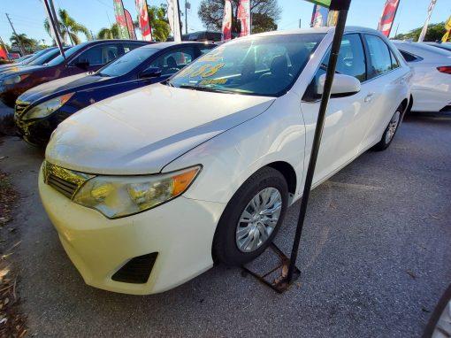 #38 2014 Toyota Camry L