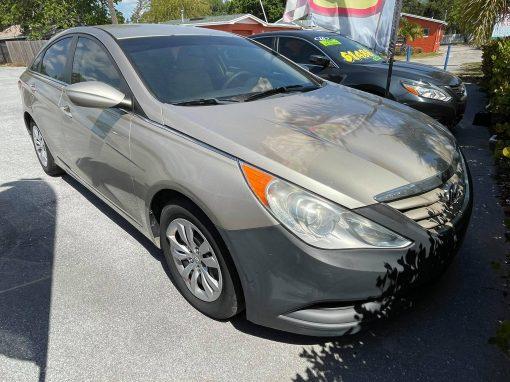 #63 2012 Hyundai Sonata GLS